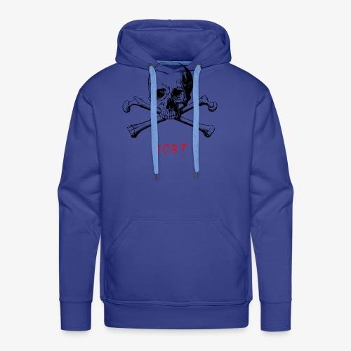 MORT - Sweat-shirt à capuche Premium pour hommes