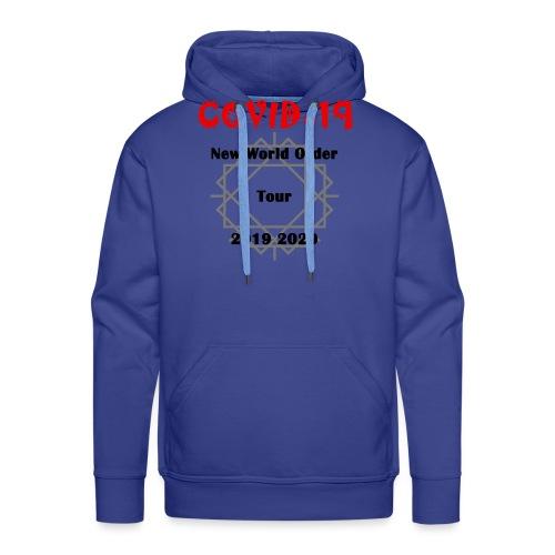 Fight COVID-19 #16 - Männer Premium Hoodie