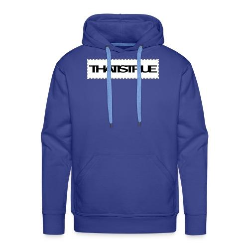 THATISTRUE - Men's Premium Hoodie