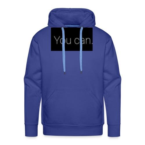 Dhdjgrrhrhjdj - Mannen Premium hoodie