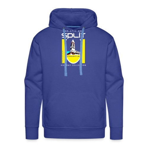 Split Croatia, T- Shirt, sehr gute Qualität - Männer Premium Hoodie