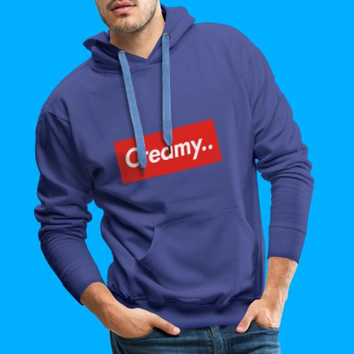 LIMITED EDITION Creamy... Shirts - Men's Premium Hoodie