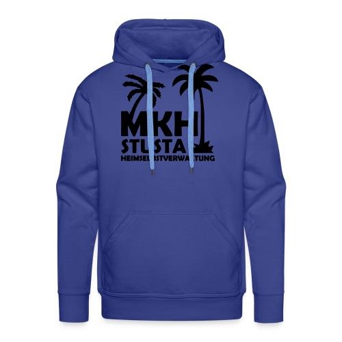 MKH LOGO FANCY - Männer Premium Hoodie