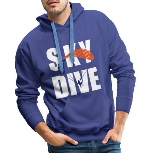 SkyDive - Männer Premium Hoodie