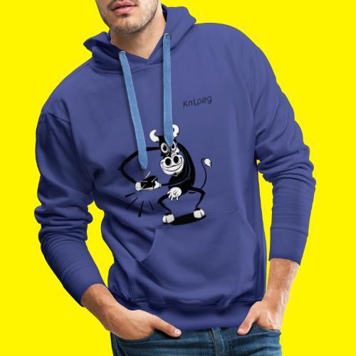 MORE COWBELL - Mannen Premium hoodie