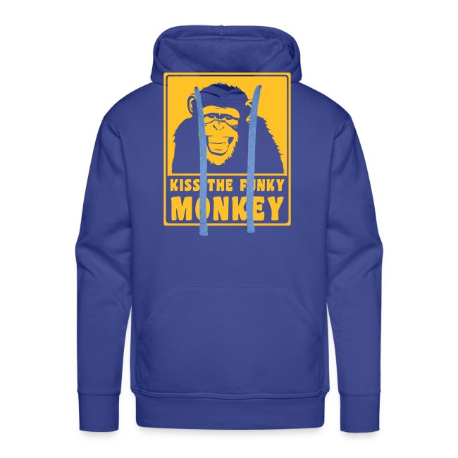 KISS THE FUNKY MONKEY INV