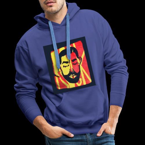 Drakeawake - Mannen Premium hoodie
