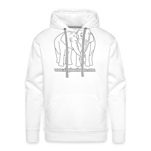 Elephants - Men's Premium Hoodie