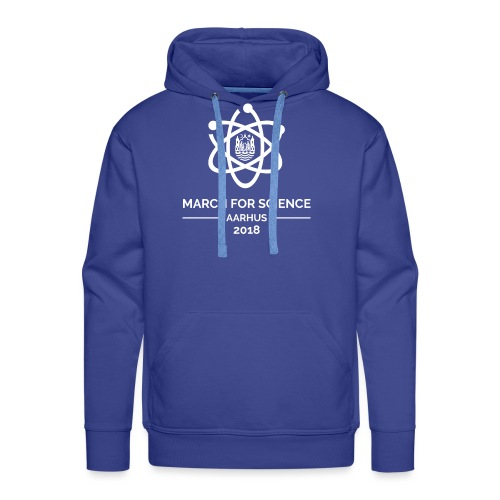 March for Science Aarhus 2018 - Men's Premium Hoodie