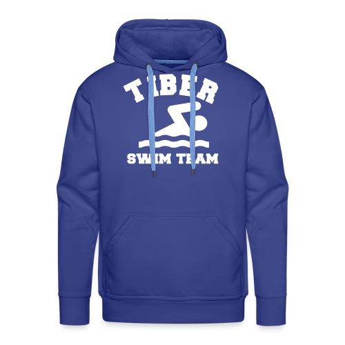 TIBER SWIM TEAM - Men's Premium Hoodie