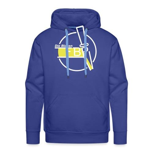 FBP Logo, offizielles Logo der Freibierpartei - Männer Premium Hoodie