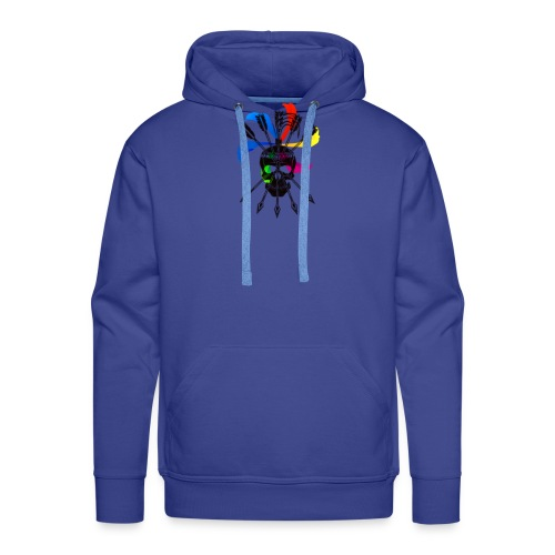 Blaky corporation - Sudadera con capucha premium para hombre