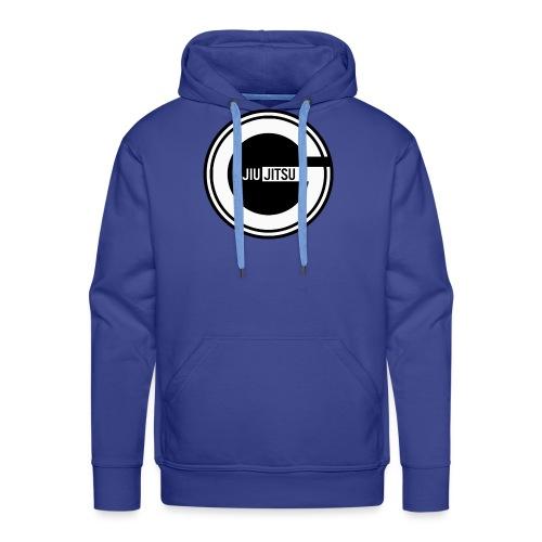 Godalmingbjjlog1 - Men's Premium Hoodie
