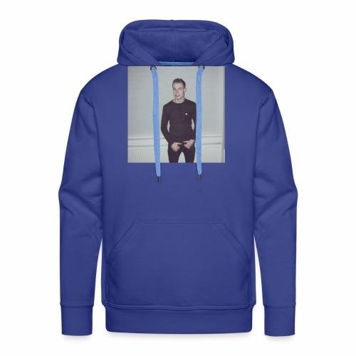 IK ga zo dik - Mannen Premium hoodie