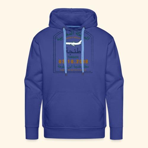 Tanger - Sweat-shirt à capuche Premium pour hommes