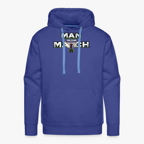 MAN OF THE MATCH® - Men's Premium Hoodie