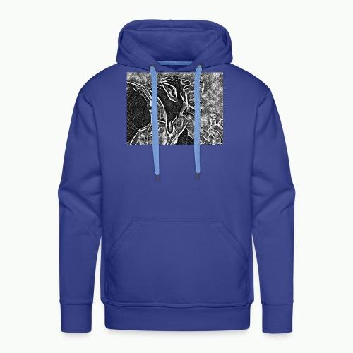 Dragon Ball Z - Oozaru Roar - Sweat-shirt à capuche Premium pour hommes
