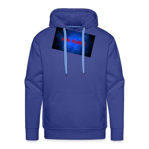 Ava Vlogz design - Men's Premium Hoodie
