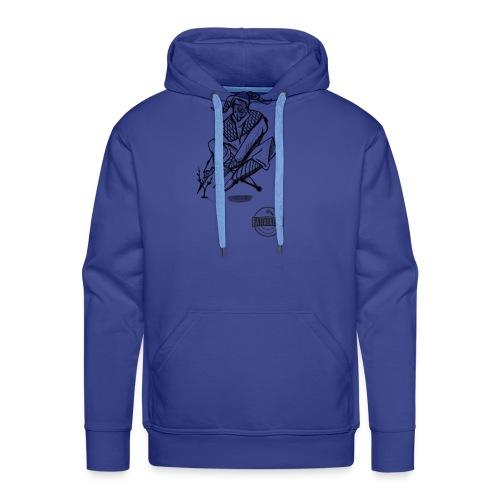 Tattoo Design / tattoo studio / RattatattooZwolle - Mannen Premium hoodie