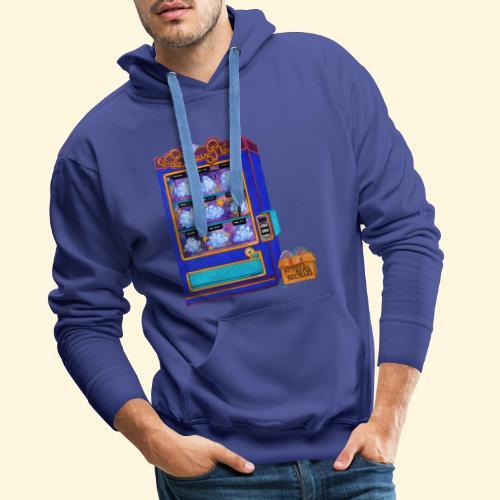 Distributeur de Beaux Rêves - Sweat-shirt à capuche Premium pour hommes