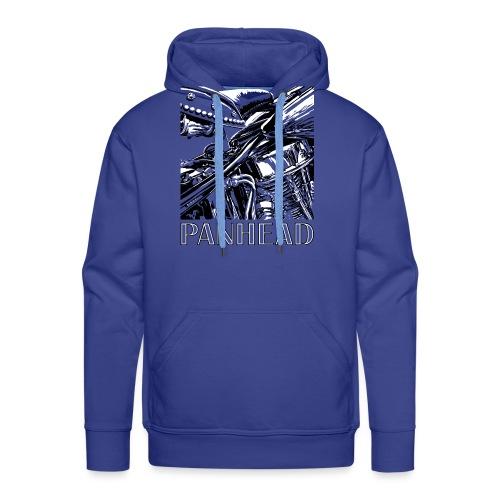 Panhead motordetail 04 - Mannen Premium hoodie