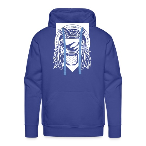 Apache Levitated Mask - Men's Premium Hoodie