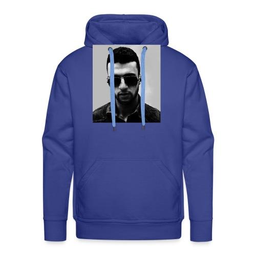 photo profile - Sweat-shirt à capuche Premium pour hommes