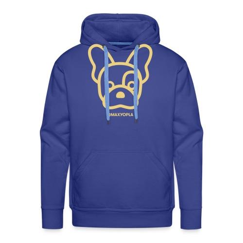 Pet - Sweat-shirt à capuche Premium pour hommes