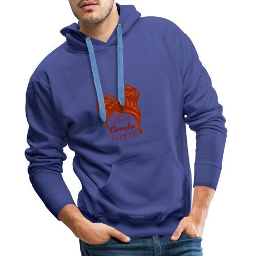 Diva - Sudadera con capucha premium para hombre