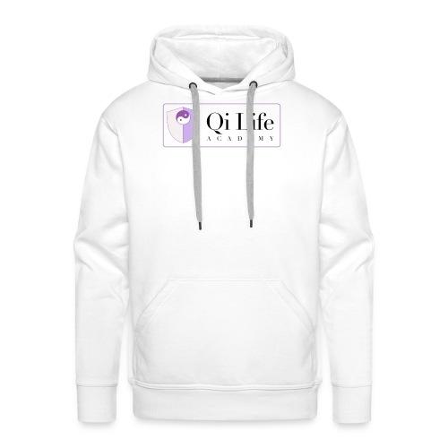 Qi Life Academy Promo Gear - Men's Premium Hoodie