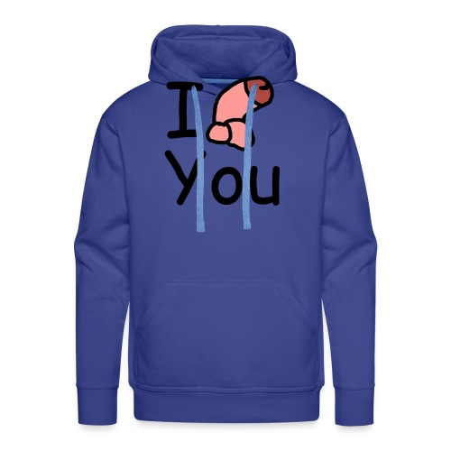 I dong you pack - Men's Premium Hoodie