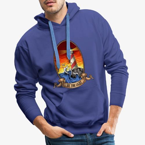 Phare - Sweat-shirt à capuche Premium pour hommes