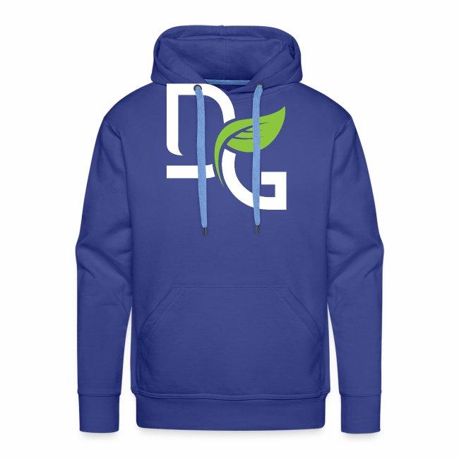 DrGreen Logo Symbol weiss grün