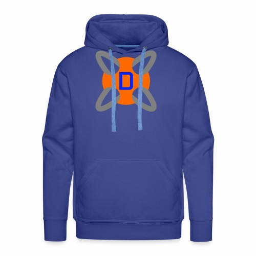 Drawyah Logo (Small/Emblem) - Men's Premium Hoodie