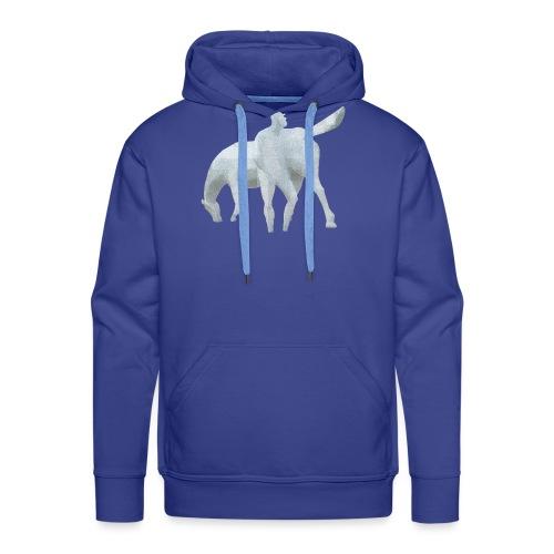 Peerd van Ome Loeks - Mannen Premium hoodie