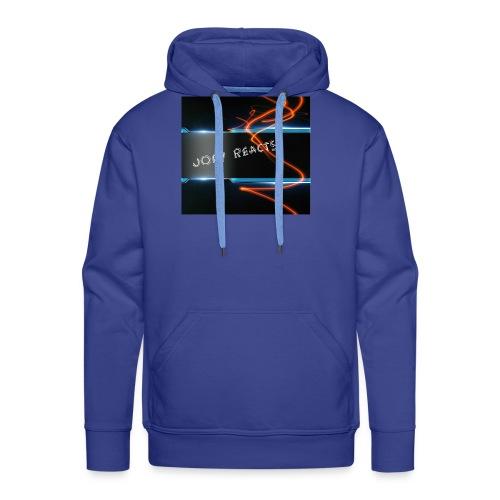 Joey Reacts Original - Mannen Premium hoodie