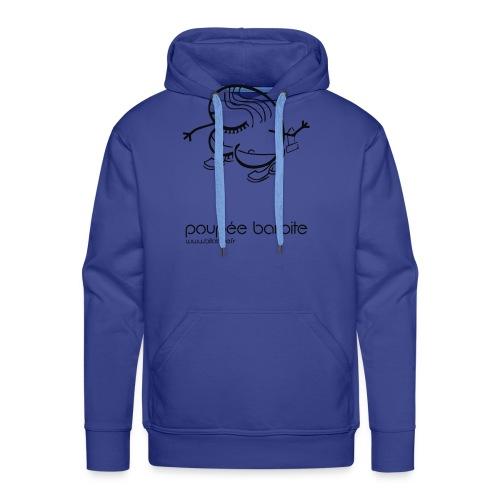 POUPEE BARBITE - Sweat-shirt à capuche Premium pour hommes