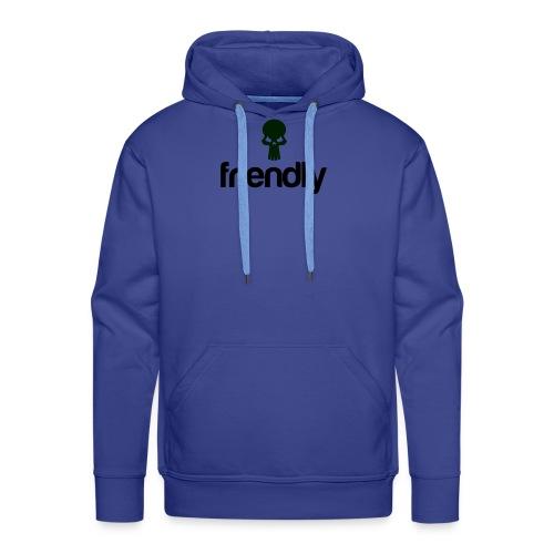 friendly - Männer Premium Hoodie