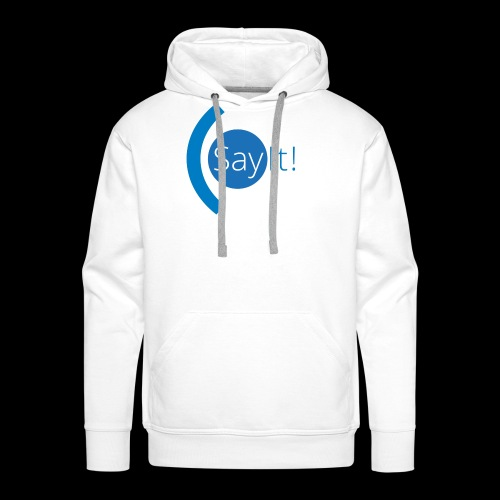 Sayit! - Men's Premium Hoodie