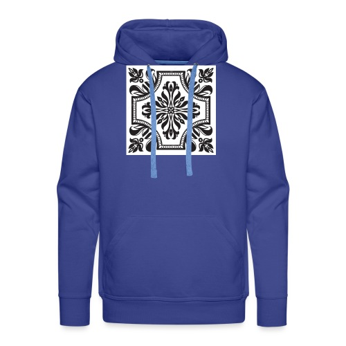 Illustration - Sweat-shirt à capuche Premium pour hommes