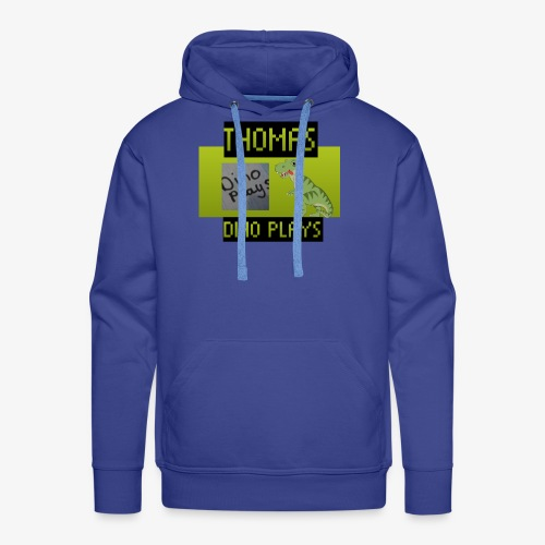 OFFICIAL DINO PLAYS MERCH - Men's Premium Hoodie