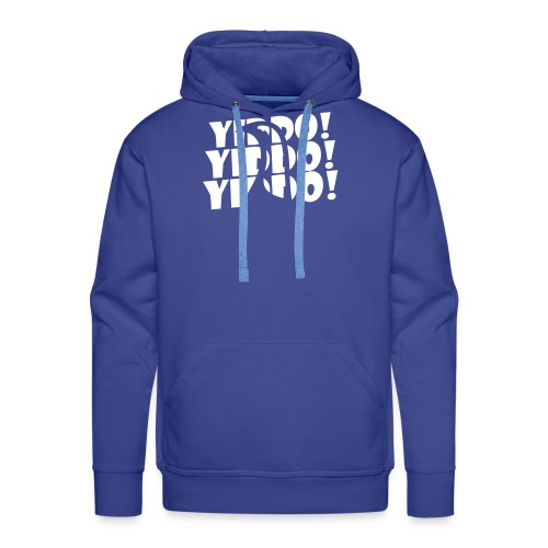 yiddo cockerel - Men's Premium Hoodie