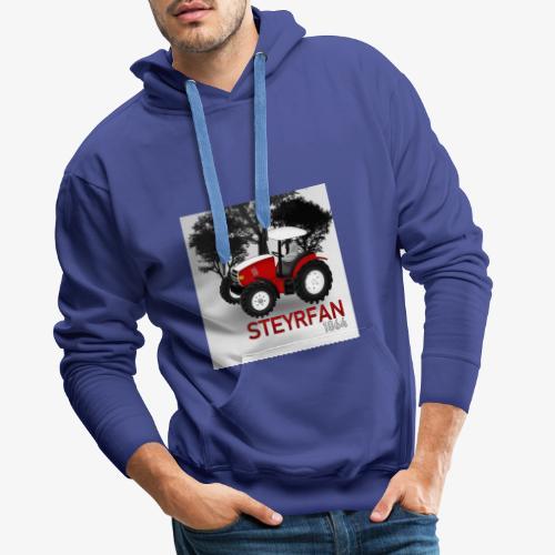 steyrfan1864 - Männer Premium Hoodie