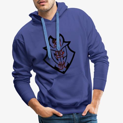 Désigne F4C - Sweat-shirt à capuche Premium pour hommes