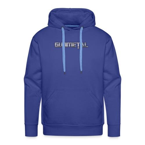 Gunmetal - Men's Premium Hoodie
