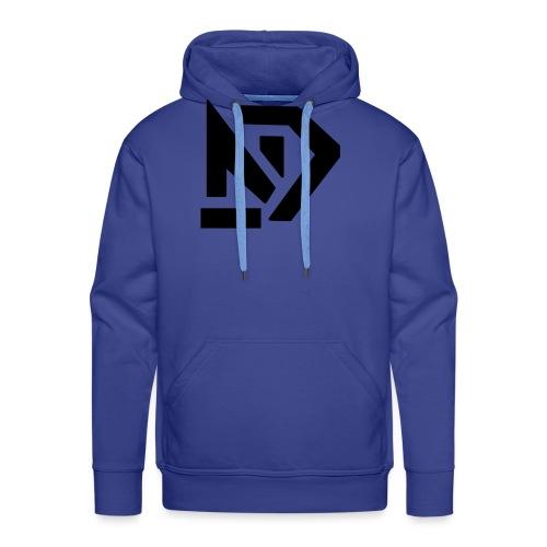 NCY - Sweat-shirt à capuche Premium pour hommes