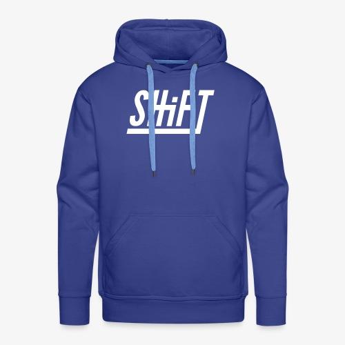 shift w - Männer Premium Hoodie