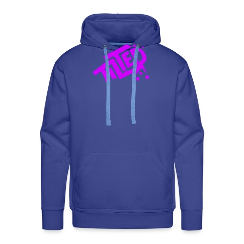 Fortnite Tilted (Pink Logo) - Men's Premium Hoodie