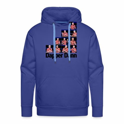 Dapper Dann - Mannen Premium hoodie