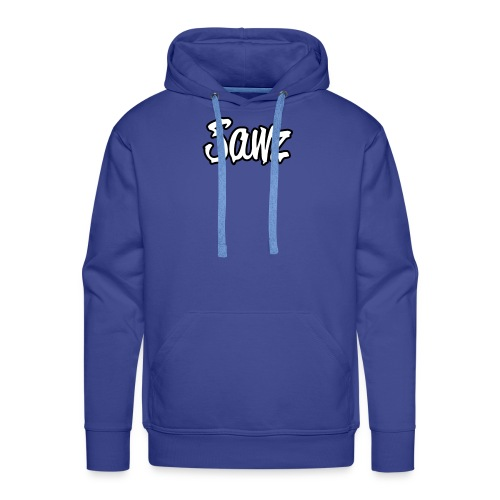 Sweat Sawz (bleu) - Sweat-shirt à capuche Premium pour hommes